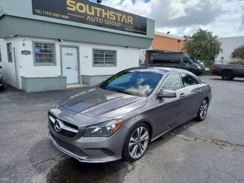2018 Mercedes-Benz CLA for sale at Southstar Auto Group in West Park FL
