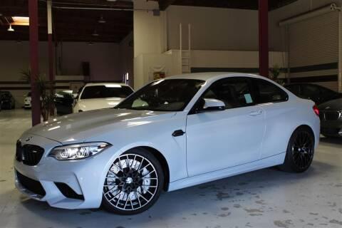 2019 BMW M2 for sale at SELECT MOTORS in San Mateo CA