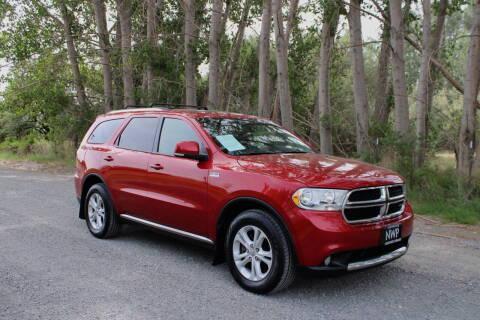 2011 Dodge Durango for sale at Northwest Premier Auto Sales in West Richland And Kennewick WA