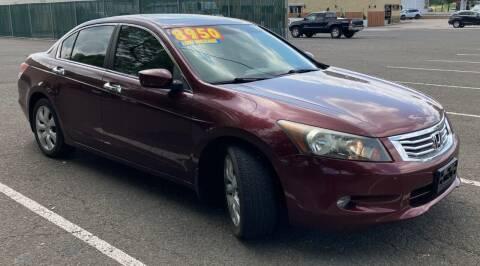 2008 Honda Accord for sale at Blvd Auto Center in Philadelphia PA