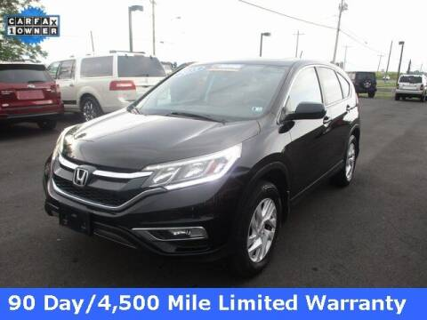 2015 Honda CR-V for sale at FINAL DRIVE AUTO SALES INC in Shippensburg PA
