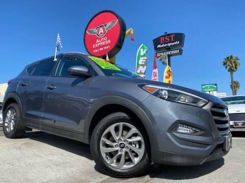 2016 Hyundai Tucson for sale at Auto Express in Chula Vista CA