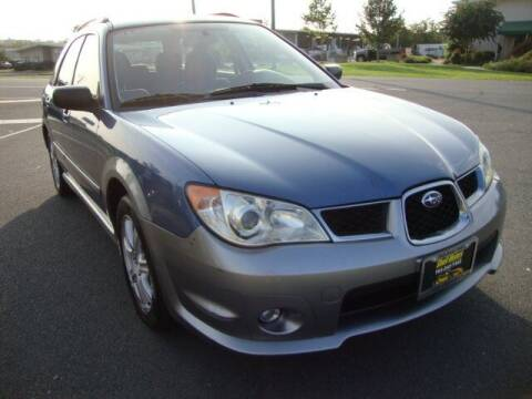 2007 Subaru Impreza for sale at Shell Motors in Chantilly VA