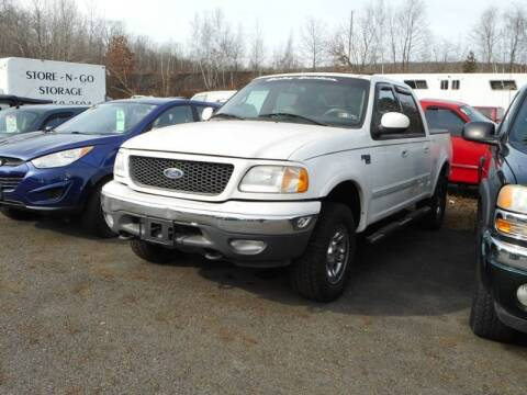 2001 Ford F-150 for sale at Automotive Toy Store LLC in Mount Carmel PA