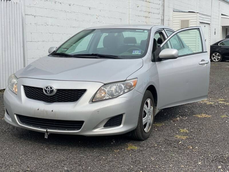 2010 Toyota Corolla for sale at CRS 1 LLC in Lakewood NJ