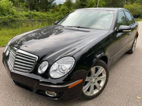 2009 Mercedes-Benz E-Class for sale at Next Autogas Auto Sales in Jacksonville FL