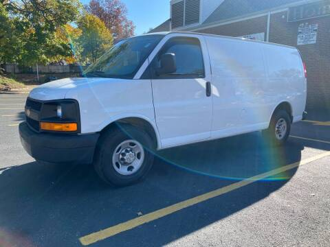 2013 Chevrolet Express Cargo for sale at White River Auto Sales in New Rochelle NY
