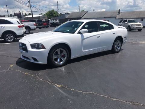2013 Dodge Charger for sale at Blue Bird Motors in Crossville TN