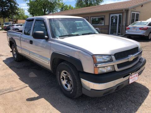2004 Chevrolet Silverado 1500 for sale at Truck City Inc in Des Moines IA
