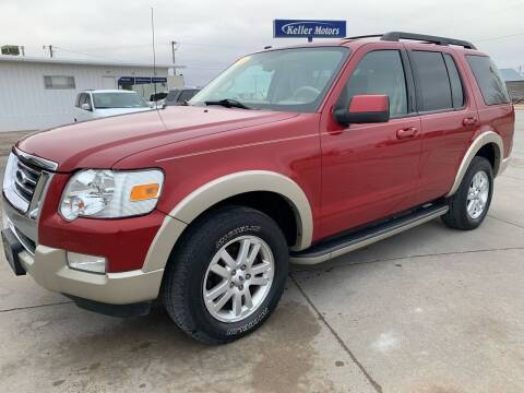 2009 Ford Explorer for sale at Keller Motors in Palco KS