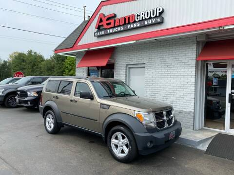 2007 Dodge Nitro for sale at AG AUTOGROUP in Vineland NJ
