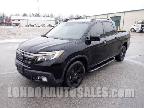 2017 Honda Ridgeline for sale at London Auto Sales LLC in London KY