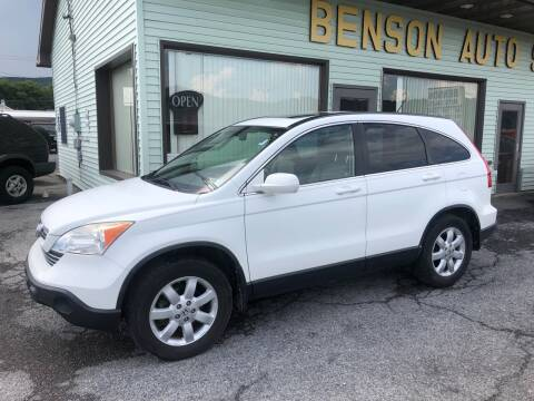 2008 Honda CR-V for sale at Superior Auto Sales in Duncansville PA