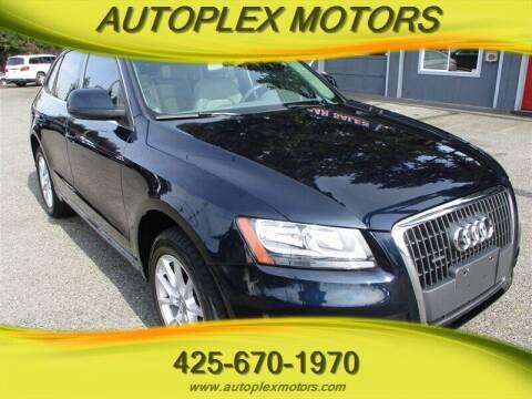 2011 Audi Q5 for sale at Autoplex Motors in Lynnwood WA