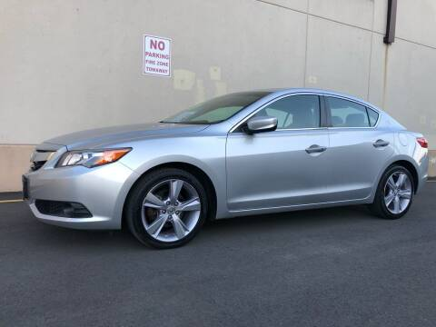 2014 Acura ILX for sale at International Auto Sales in Hasbrouck Heights NJ