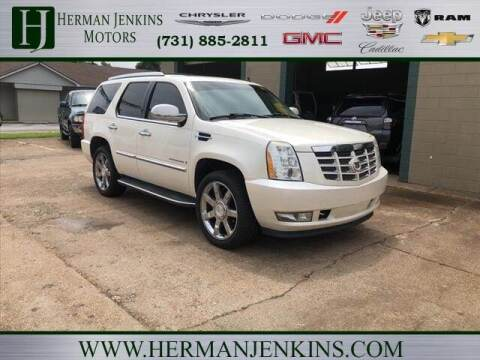 2008 Cadillac Escalade for sale at Herman Jenkins Used Cars in Union City TN