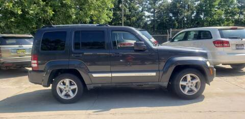 2011 Jeep Liberty for sale at On The Road Again Auto Sales in Doraville GA