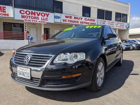 2006 Volkswagen Passat for sale at Convoy Motors LLC in National City CA