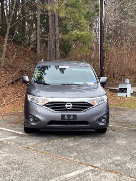 2016 Nissan Quest for sale at Assistive Automotive Center in Durham NC