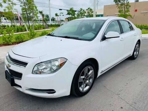 2010 Chevrolet Malibu for sale at LA Motors Miami in Miami FL