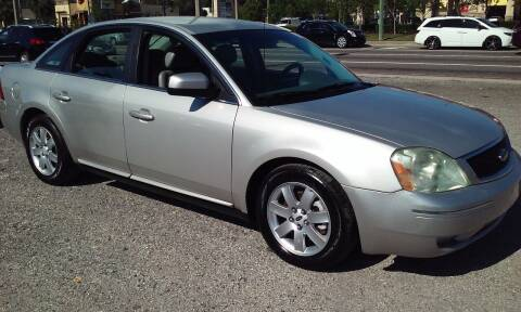 2006 Ford Five Hundred for sale at Pinellas Auto Brokers in Saint Petersburg FL