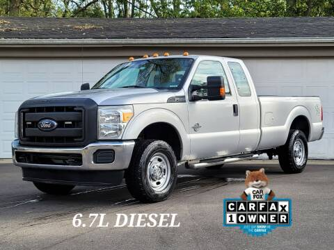 2012 Ford F-250 Super Duty for sale at Riverfront Auto Sales in Middletown OH