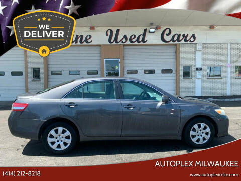 2011 Toyota Camry for sale at Autoplex 3 in Milwaukee WI