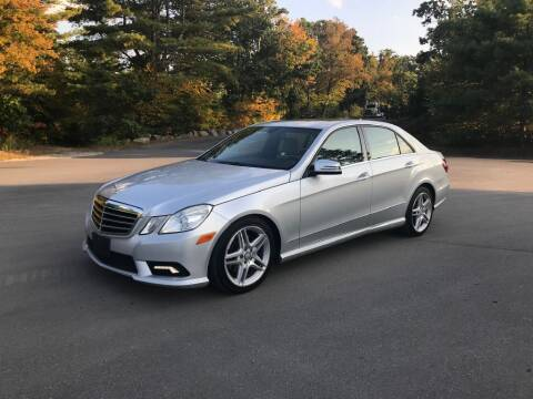 2011 Mercedes-Benz E-Class for sale at Nala Equipment Corp in Upton MA
