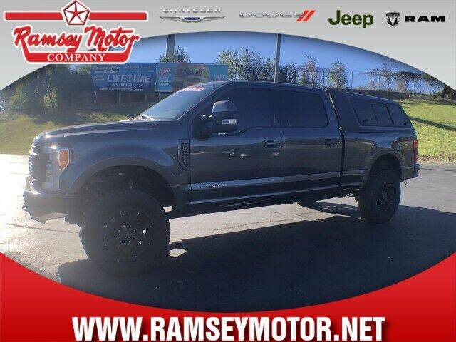 2017 Ford F-250 Super Duty for sale at RAMSEY MOTOR CO in Harrison AR