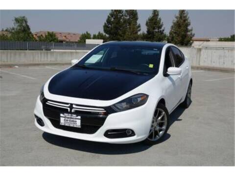 2013 Dodge Dart for sale at BAY AREA CAR SALES 2 in San Jose CA