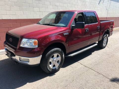 2004 Ford F-150 for sale at City Auto Sales in Sparks NV