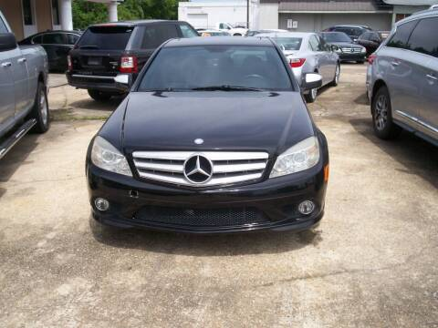2008 Mercedes-Benz C-Class for sale at Louisiana Imports in Baton Rouge LA