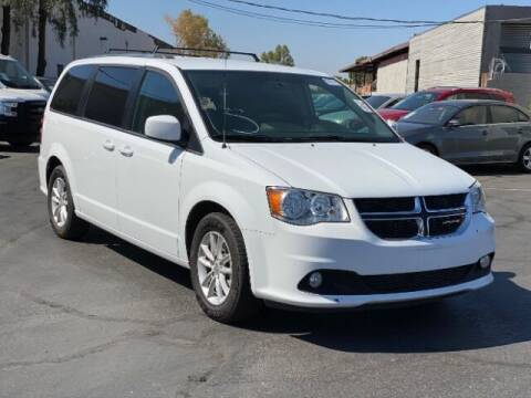 2018 Dodge Grand Caravan for sale at Brown & Brown Wholesale in Mesa AZ