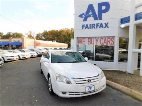2006 Toyota Avalon for sale at AP Fairfax in Fairfax VA