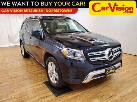 2018 Mercedes-Benz GLS for sale at Car Vision Mitsubishi Norristown in Trooper PA