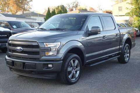 2017 Ford F-150 for sale at Olger Motors, Inc. in Woodbridge NJ