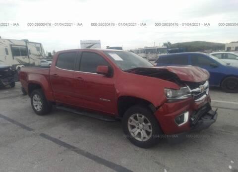 2015 Chevrolet Colorado for sale at STS Automotive - Miami, FL in Miami FL
