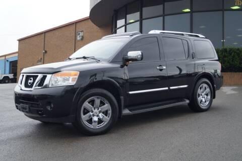 2010 Nissan Armada for sale at Next Ride Motors in Nashville TN