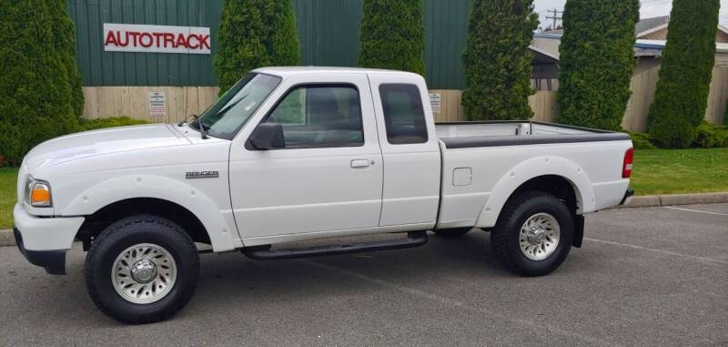2011 Ford Ranger for sale at AUTOTRACK INC in Mount Vernon WA