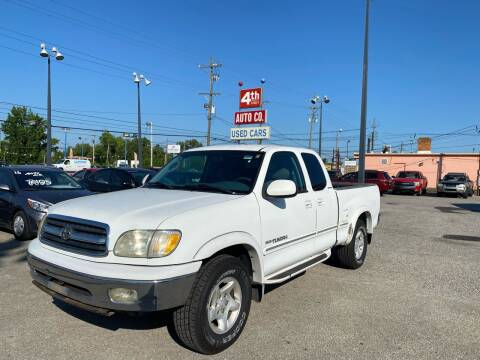 2001 Toyota Tundra for sale at 4th Street Auto in Louisville KY