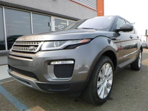2016 Land Rover Range Rover Evoque for sale at Torgerson Auto Center in Bismarck ND