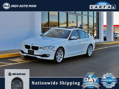 2014 BMW 3 Series for sale at INDY AUTO MAN in Indianapolis IN