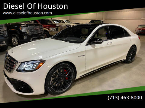 2019 Mercedes-Benz S-Class for sale at Diesel Of Houston in Houston TX
