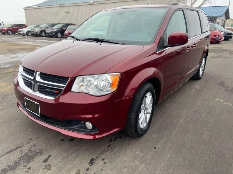 2019 Dodge Grand Caravan for sale at Hill Motors in Ortonville MN