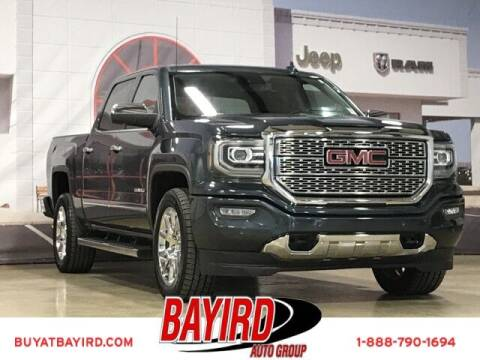 2017 GMC Sierra 1500 for sale at Bayird Truck Center in Paragould AR