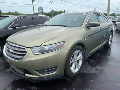 2013 Ford Taurus for sale at American Motors Inc. - Cahokia in Cahokia IL