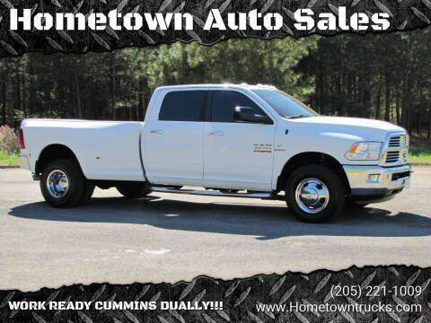 2015 RAM Ram Pickup 3500 for sale at Hometown Auto Sales - Trucks in Jasper AL