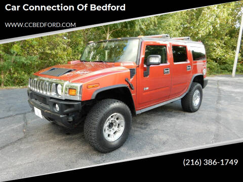 2004 HUMMER H2 for sale at Car Connection of Bedford in Bedford OH