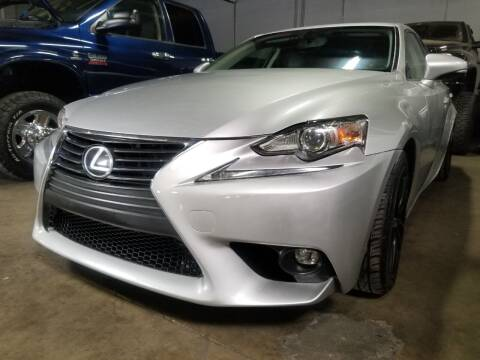 2015 Lexus IS 250 for sale at 916 Auto Mart in Sacramento CA