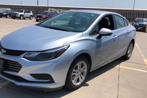 2017 Chevrolet Cruze for sale at FrankBryan Auto & Logistics in Lithia Springs GA